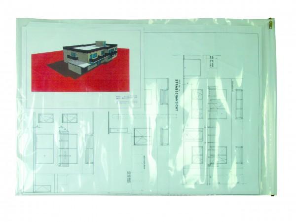 Planschutztaschen A2, 5 Stück