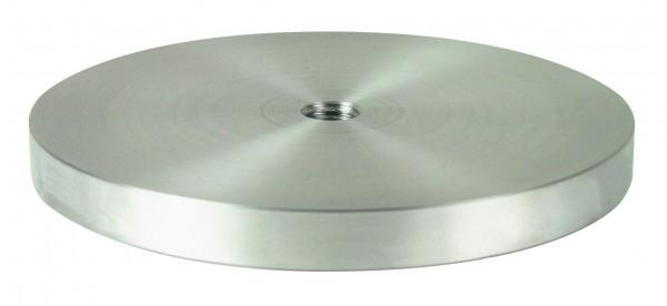 Abdeckplatte Aluminium