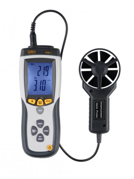 FTA 1 Thermometer-Anemometer