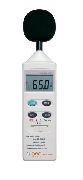 FSM 130+ Schallpegelmessegerät