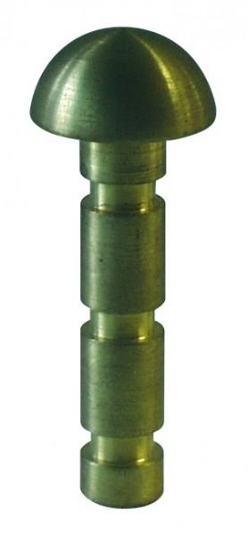 Meßbolzen Messing BM23 - VE=25 Stück