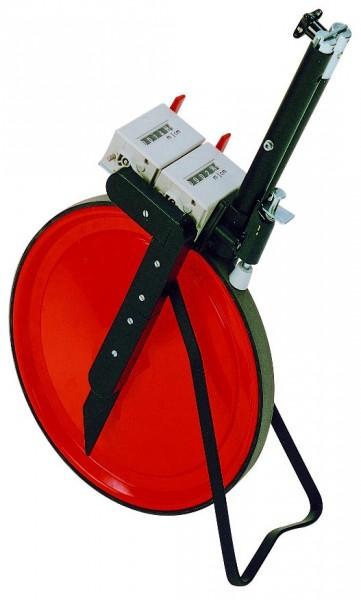 Messrad M6D Doppelzähler