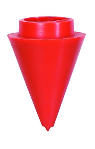 Kunststoffspitze - VE=25 Stück