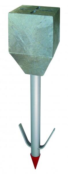 Grenzmarke zum Einschlagen 600 mm
