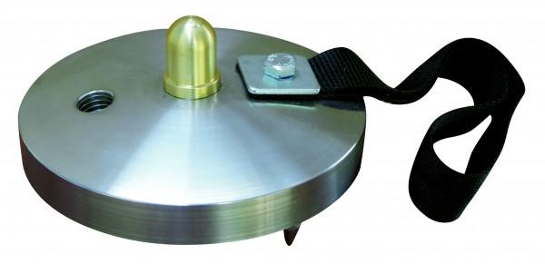 Bodenplatte Frosch GB300- Edelstahl