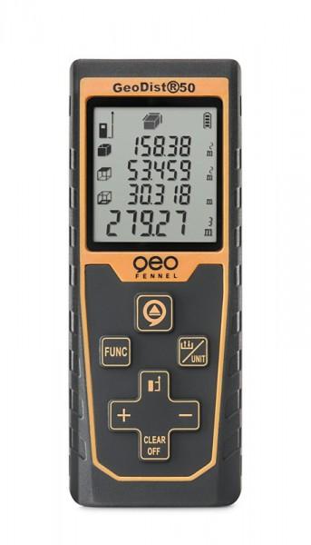 GeoDist® 50 - Laser-Entfernungsmesser