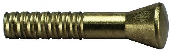Höhenbolzen BM24 Stahl - VE=25 Stück