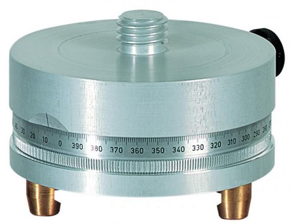 Dreifuß Adapter GAD650 mit Teilkreis