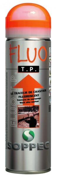 Markierspray SOPPEC Fluo T.P. - VE=12 Dosen
