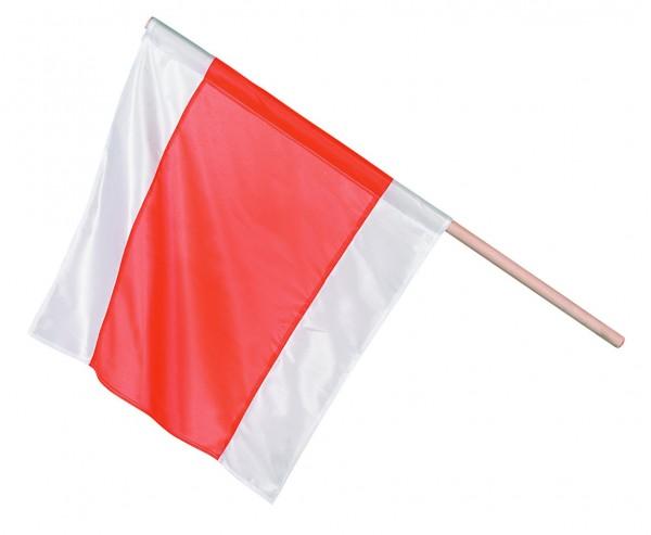 Warnflagge 500x500 mm