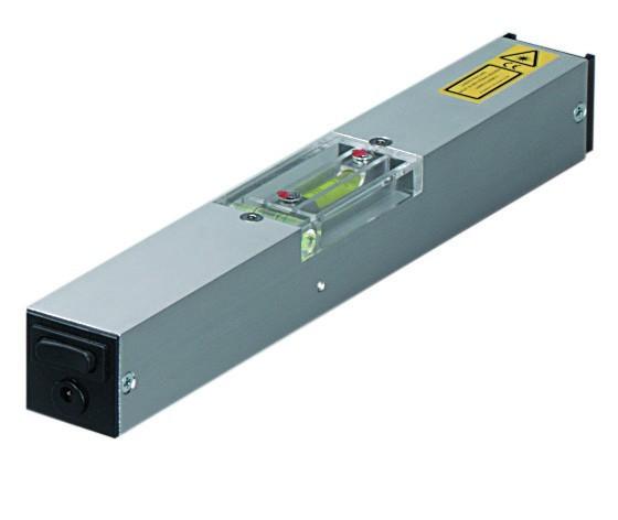 Laserwasserwaage GLW